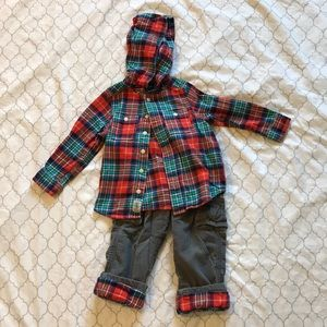 Oshkosh b gosh Toddler Boys Set